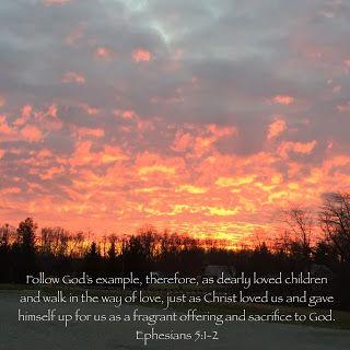 "My Strength: Ephesians 5:1-2 - ""Beloved"""