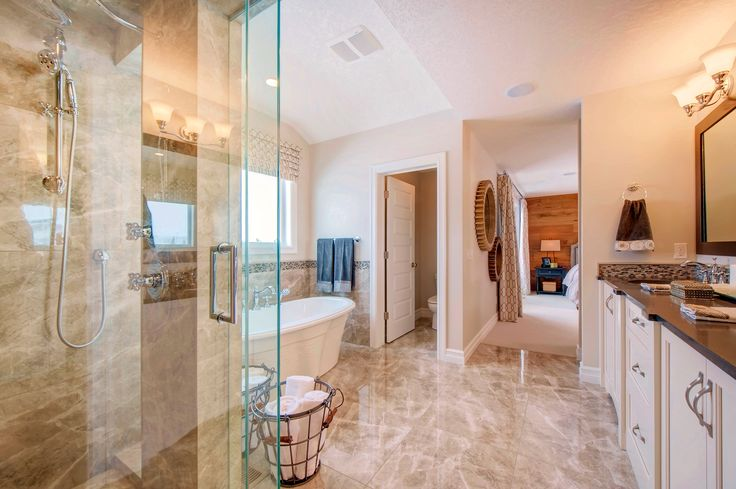 Spa-inspired Ensuite retreat off the Master