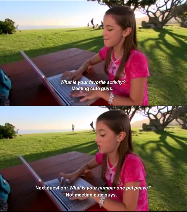 zoey 101..forever the best! haha miss this show!
