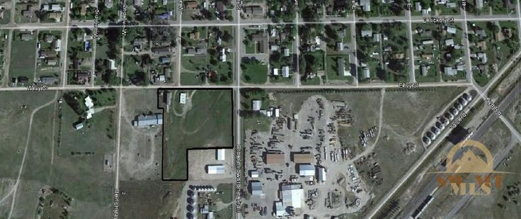 """Just under 4 acres located adjacent to the Three Forks City limits. City services were """"stubbed"""" to the property for future development possibilities. Development potential is extraordinary. Check it out."""