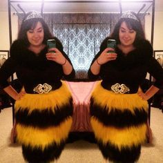Pin for Later: See This Year's Most Creative DIY Halloween Costumes! Queen Bee