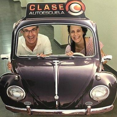 #Enhorabuena Laura nueva #conductora #aprobada  #coche #carnet y #L