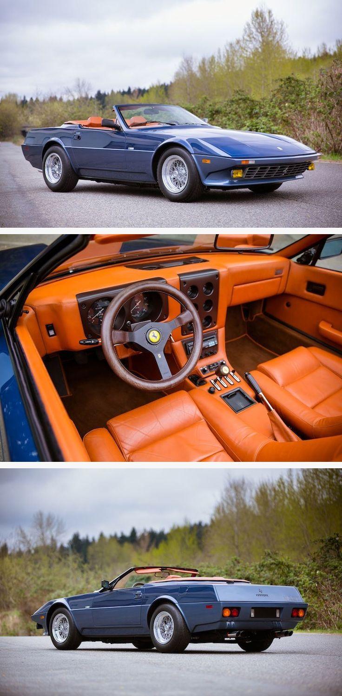 Mattel legends 1 24 1969 hot wheels twin mill concept car electronic - 1971 Ferrari 365 Gtb 4 Daytona Spider With Rare Michelotti Body