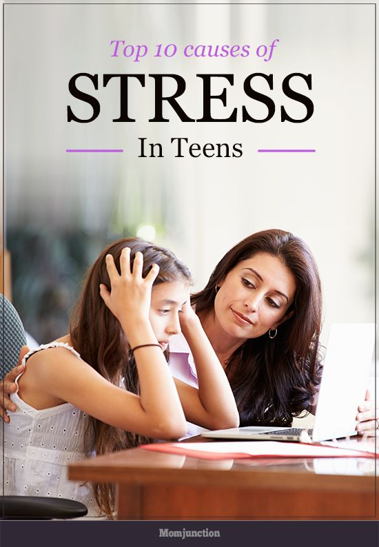 Stress May Trigger Mental Illness and Depression In Teens