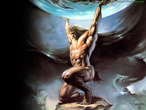Resultado de imagen para coloso mitologia griega