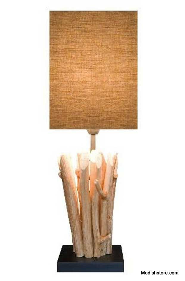 Modeco Drift Pentwater Table Lamp