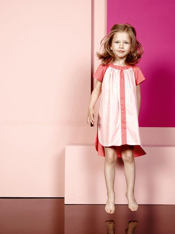 Il Mondo di Ingrid: Cacharel SS14 Collection Enfant
