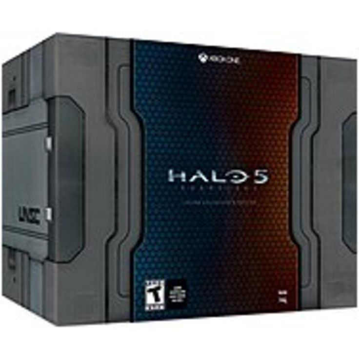 Microsoft CV4-00004 Halo 5 Limited Collectors Edition - First Person Shooter For Xbox One - Digital Download - No Disc