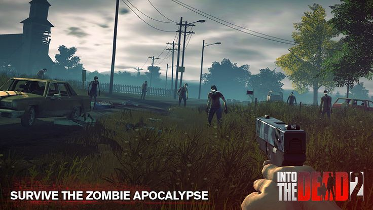 Into the Dead 2 v0.8.1 [Mod]   Into the Dead 2 v0.8.1 [Mod]Requirements:4.1 and upOverview:Journey through the zombie apocalypse in a race to save your family. Arm yourself with an arsenal of powerful weapons and do whatever it takes to survive. Maim mow down and massacre the Dead - anything to keep moving! In a world where no one is safe how far will you go to make it out alive?  FEATURES:  Evolving narrative and multiple endings - complete 7 action-packed chapters 60 stages and hundreds of…