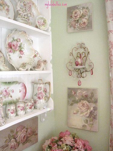 Vintage Tea Cup llight/Sconce | Flickr - Photo Sharing!