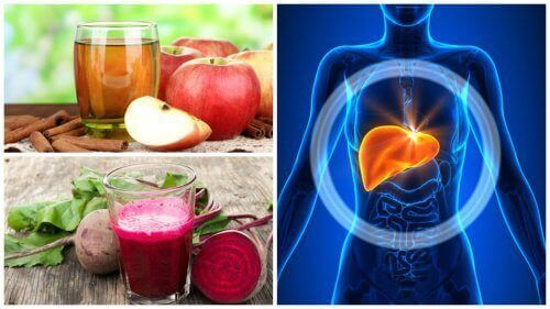 Het is een goed idee om af en toe je lever te ontgiften, om chronische aandoeningen te voorkomen. Dit kun je doen door middel van een aantal lekkere sapjes.
