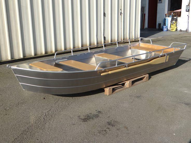 barque aluminim-barque de peche-barque alu-boat