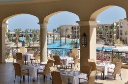 Ägypten, Hurghada - Jaz Aquamarine Resort