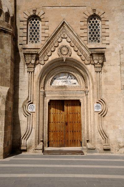 Silvan Ulu Cami   Diyarbakır Valiliği Kültür Turizm Proje Birimi