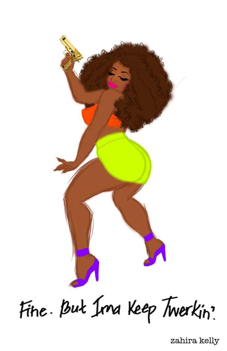 54 Best Twerkin On 100 Images On Pinterest  Black Girls -6368
