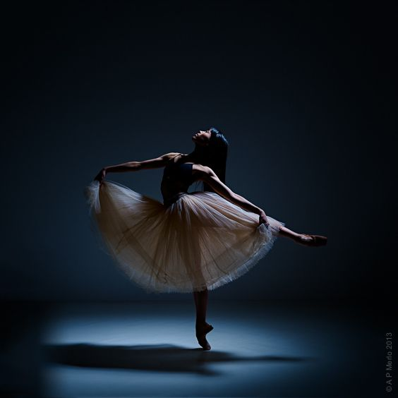 Moonlight 2 - Ballet Photography Dancer Yuka Asai - Hungarian National Ballet - © APMerlo photography