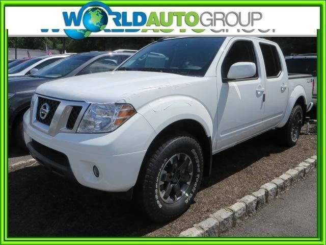 New 2015 Nissan Frontier PRO-4X For Sale in Red Bank NJ
