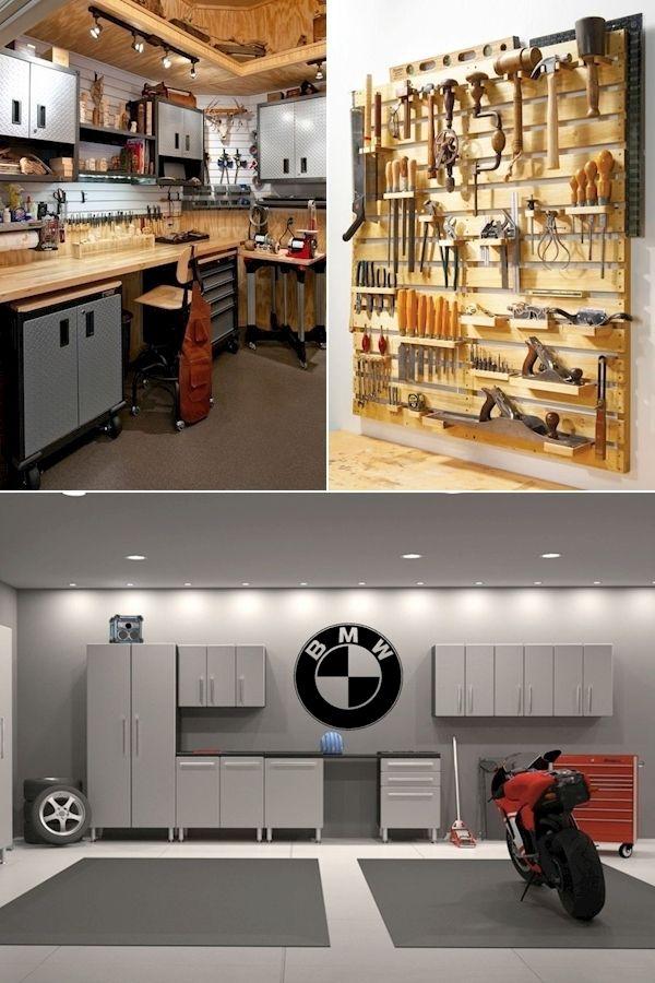 Vintage Car Garage Decor Room Over Garage Design Ideas Car Guy Decor In 2020 Garage Design Garage Decor Car Guy Decor