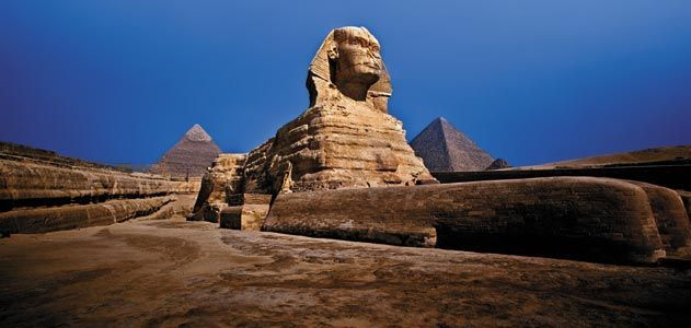 Uncovering Secrets of the Sphinx  After decades of research, American archaeologist Mark Lehner has some answers about the mysteries of the Egyptian colossus