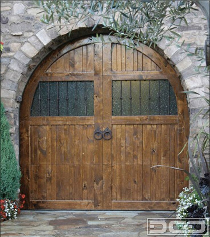 152 best Garage Doors ✿✿ images on Pinterest | Wooden garage doors, Windows  and Wood garage doors - 152 Best Garage Doors ✿✿ Images On Pinterest Wooden Garage Doors