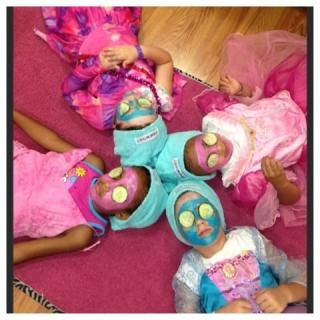 Dazzling Diva DaySpa was awesome for a little girl birthday party!! We loved it so much!