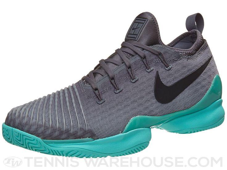 Nike Air Zoom Ultra React Grey/Black/Green Men's Shoe