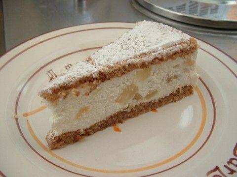 torta ricotta e pera di Sal de Riso