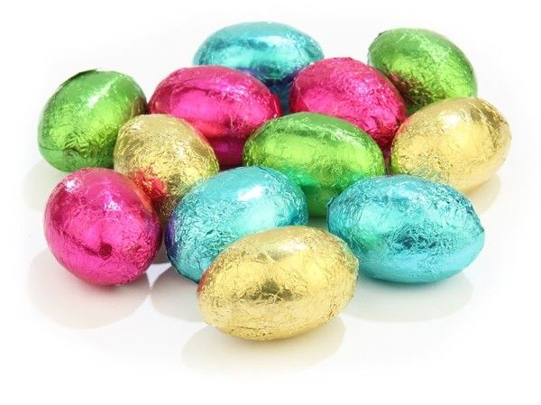 51 best easter eggs images on pinterest easter gift gift bags mini chocolate easter eggs made from solid milk chocolate wrapped in a mix of colourful foils these economical mini easter eggs are sold in bulk for use negle Images