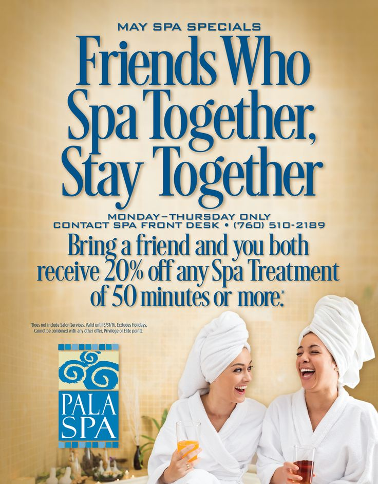 memorial day spa packages