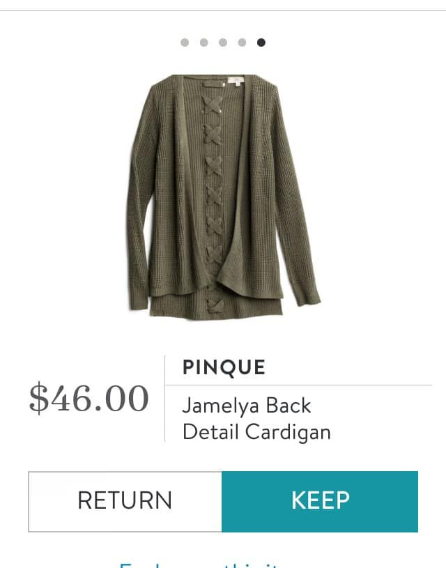 Pin by Karen McClintock on My Stitch Fix | Cardigan