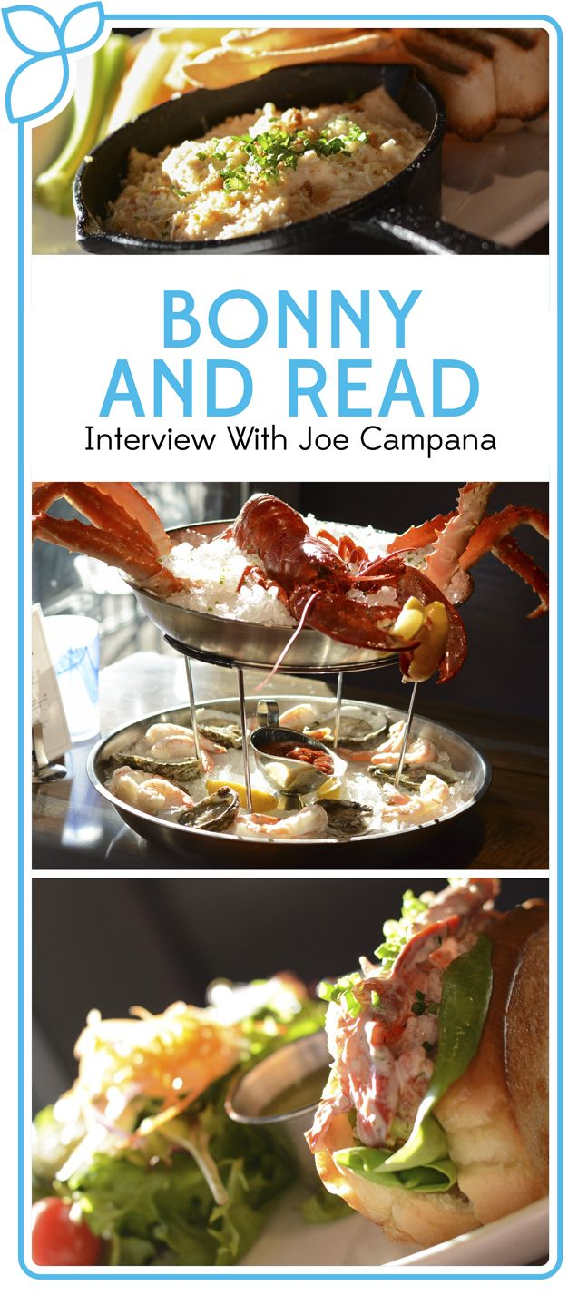 Interview With Joe Campana Bonny And Read Seafood Restaurantfresh Steakscolorado Springsanniversarytouringrestaurantsminute