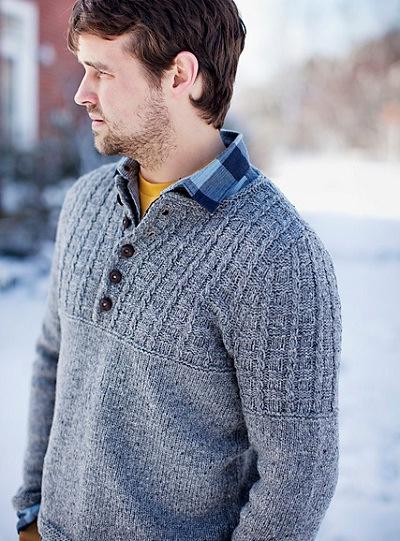 There's nothing like a great man-knit: Ann Budd http://annbuddknits.blogspot.com.es/