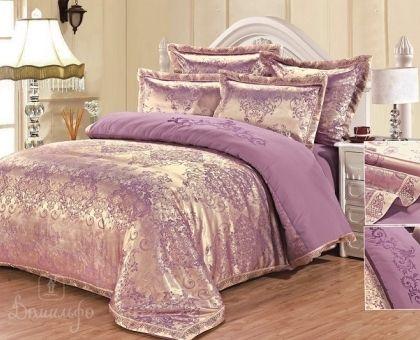 Купить постельное белье RUTELLI 150х210 1,5-сп от производителя Silk Place (Китай)