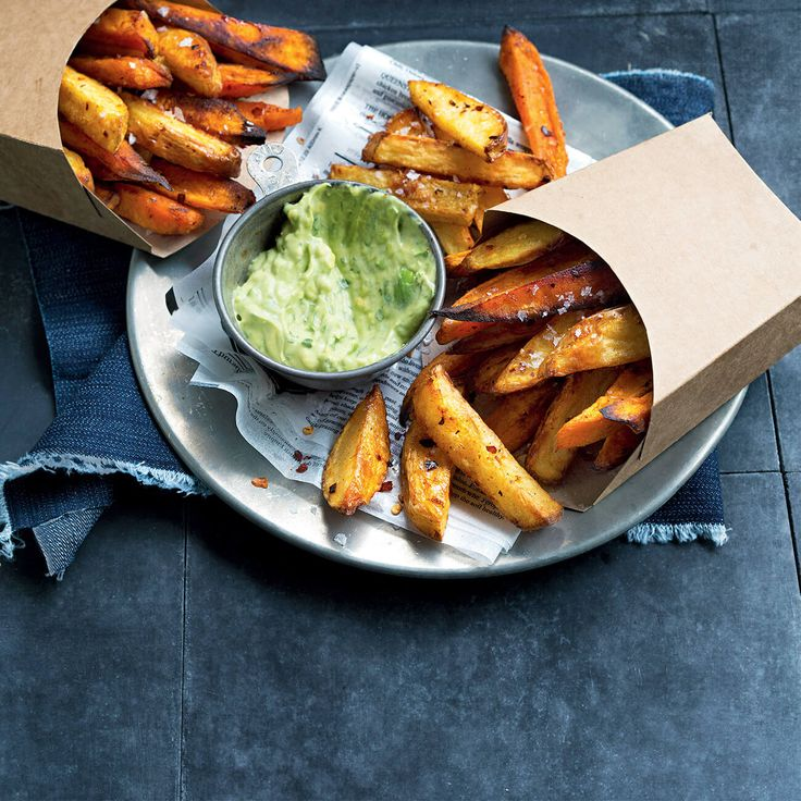 How to make Spiced Vedges using sweet potatoes and potatoes! #Vedges #Wedges