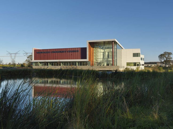 Gallery of Waubonsee Community College Plano Classroom Building / Holabird & Root - 8
