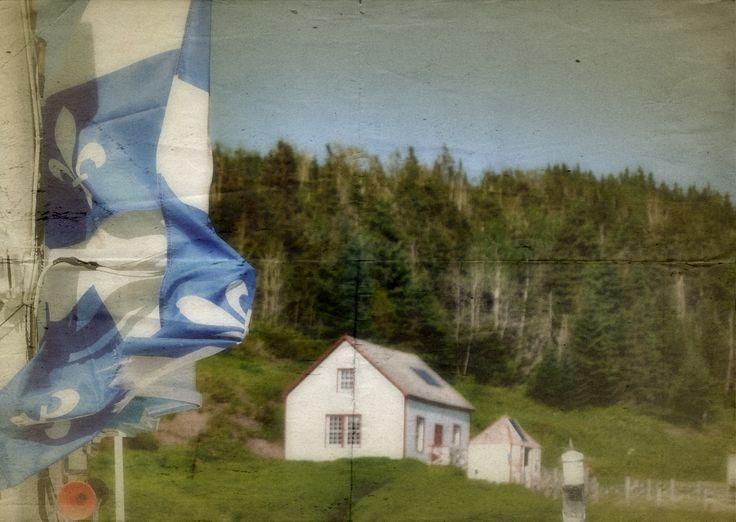 Ile Bonaventure, Percé, Québec