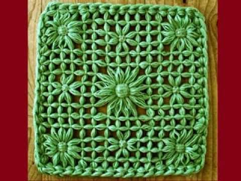 Learn with us at http://www.allfreeknitting.com/ how to loom knit your own granny square! Just use this free tutorial from Kristen Mangus of GoodKnit Kisses ...