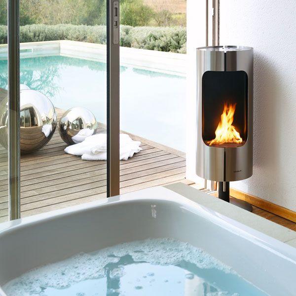 CHIMO Rotating Fireplace - Blomus Online Shop www.blomus.com.au