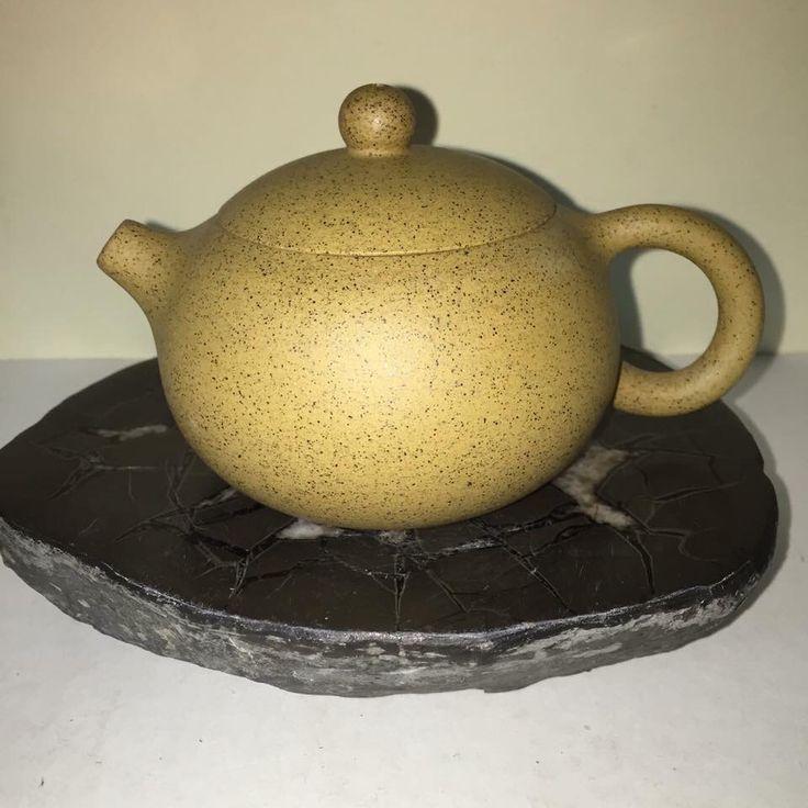 Yixing Xi Shi tea pot, zhu ni