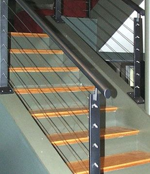 17 Best Ideas About Modern Railing On Pinterest Steel Railing Railing Design And Railings