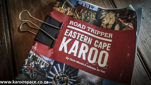 New Eastern Cape Karoo travel book by Chris Marais and Julienne du Toit.