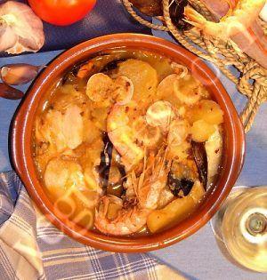 Suquet de peix