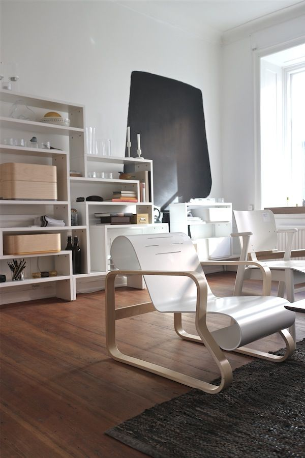 Iittala's showroom apartment - emmas designblogg
