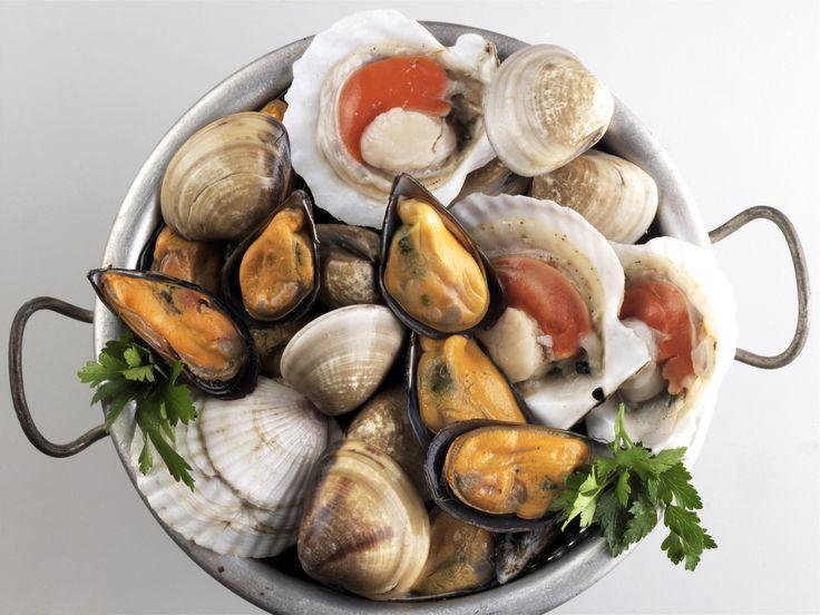 Cucinare i frutti di mare