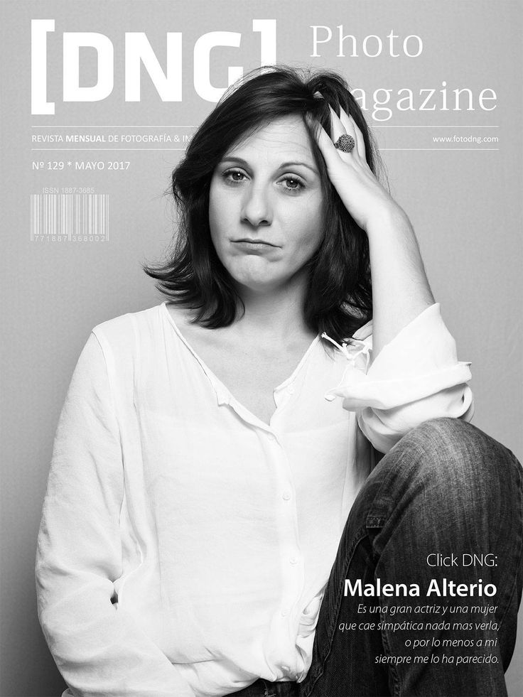 DNG Photo Magazine Nº 129, Mayo 2017 disponible para descarga