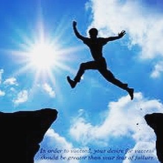 In order to #succeed your #desire for #sucess should be greater than your #fear of #failure. Tell yourself that #failureisnotanoption