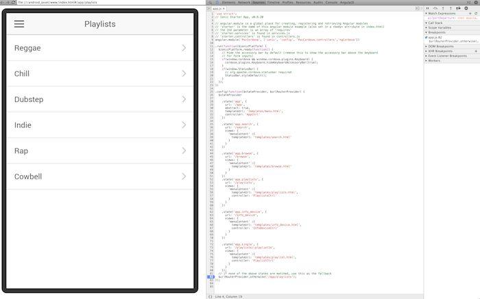 Desarrollo de aplicaciones móviles multiplataforma con Apache Cordova utilizando AngularJS, Ionic y ngCordova | Adictos al Trabajo