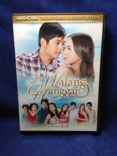Walang Hanggan Vol.1 -9 Complete Set Julia Montes& Coco Martin