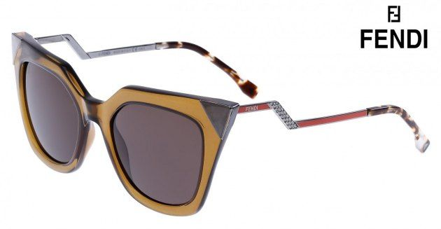 Fendi Iridia F/W 2014 collection, S FE 0060 MSW NR  52