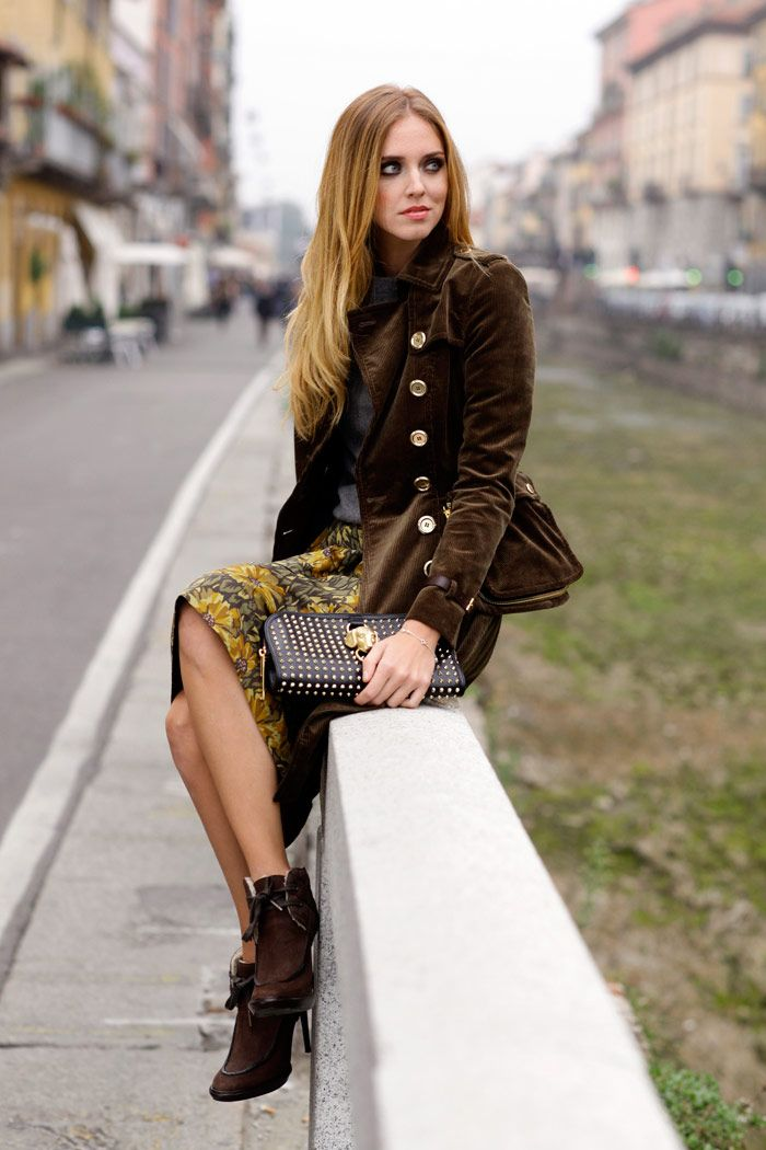 Autumn is here... Time for my beloved Burberry total looks.